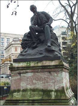 Estatua Byron