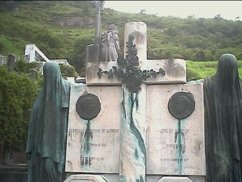 Túmulo de José de Alencar